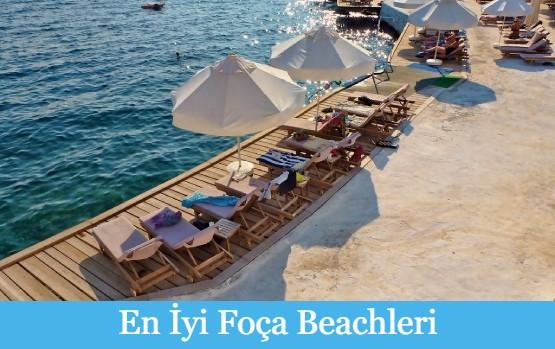 En İyi Foça Beachlerim