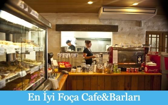 En İyi Foça Cafe&Barları