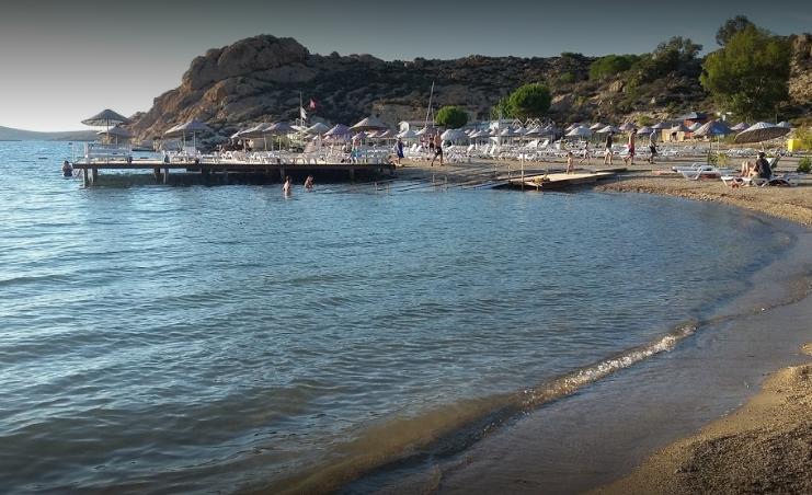 Foça Karakum Plajı - Eski Foça Plajları