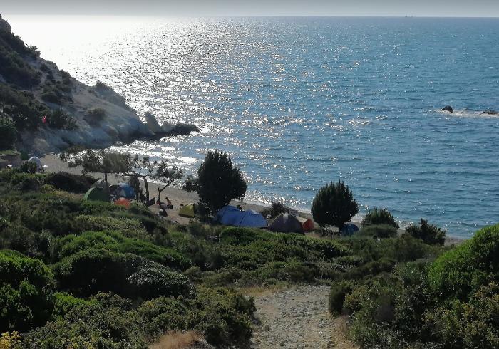 Foça Mersinaki Plajı - Foça Plajları - Foça'da Nerede Denize Girilir?