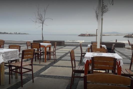 Yeni Foça Semerci Cafe
