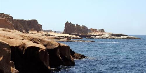 Foça Siren Kayalıkları