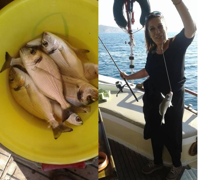 Eski Foça Balık Avı ve Balık Turu